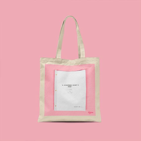 MEME TOTE BAG - $24