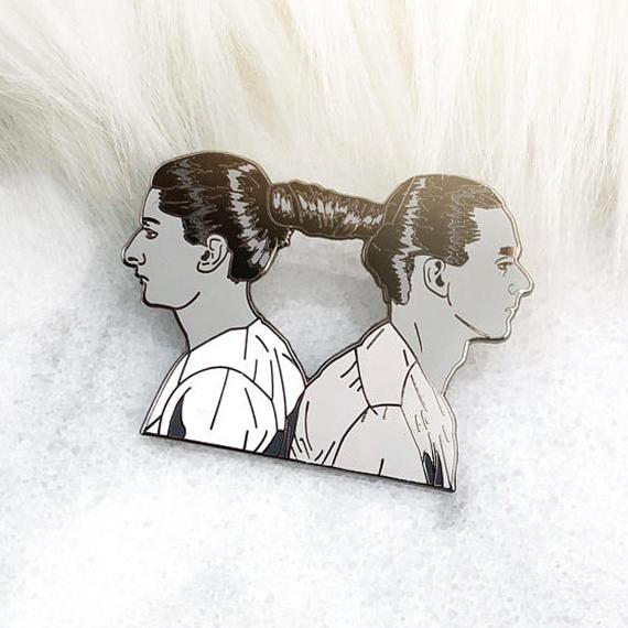 MARINA + ULAY PIN - $12