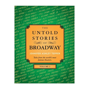 Untold Stories of Bway  - $15