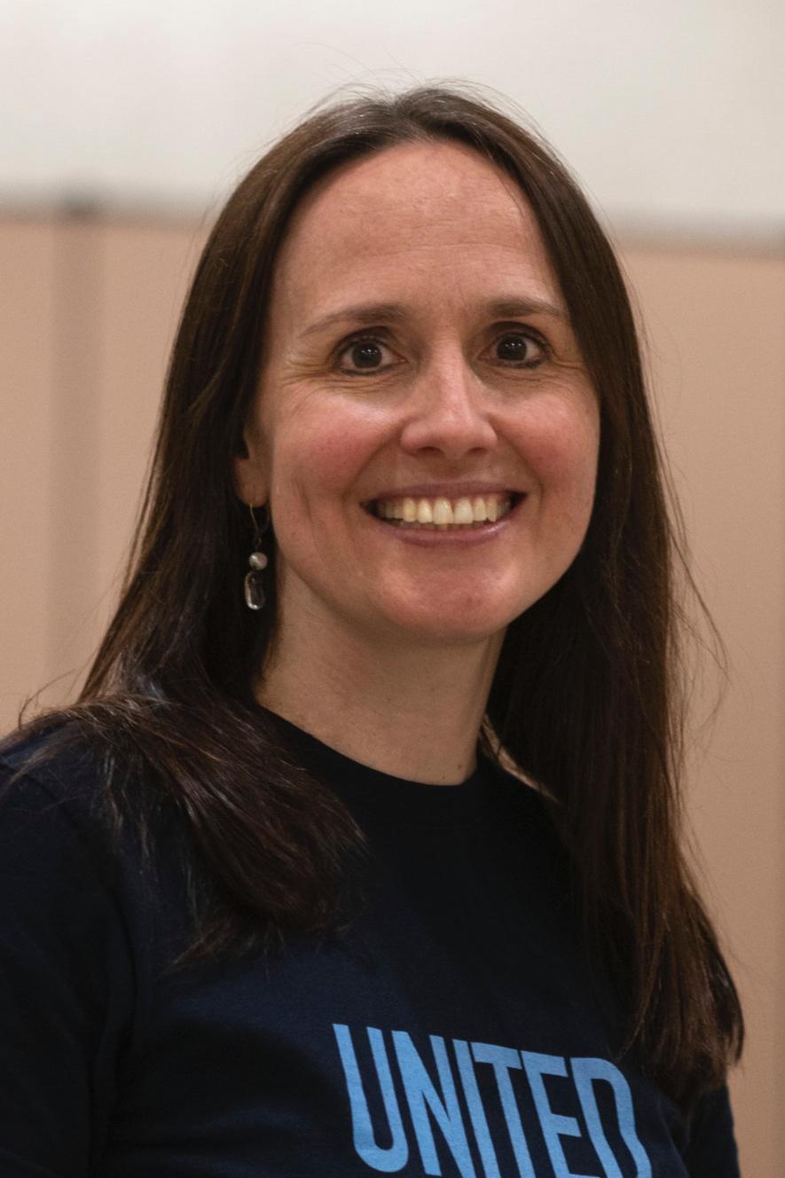 Erin Barnes - ASSISTENT LEERKRACHT