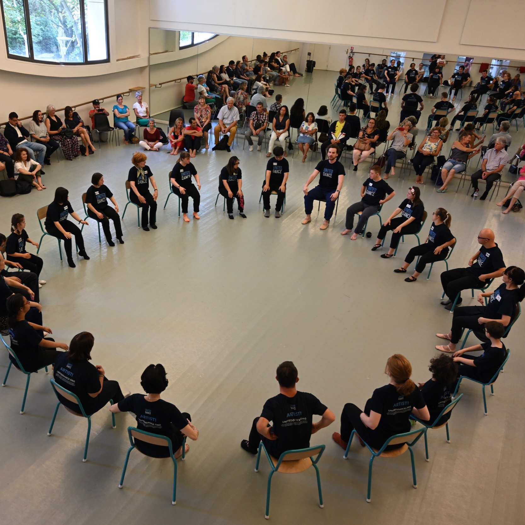 $1500 - SPONSOR A 2 DAY UNITED DANCE ART COURSE