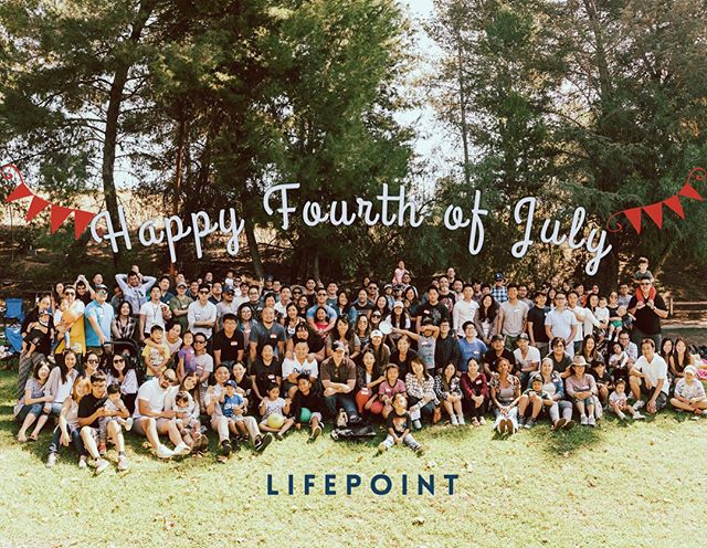 🇺🇸🎆 HAPPY 4TH OF JULY, LIFEPOINT! 🎆🇺🇸
