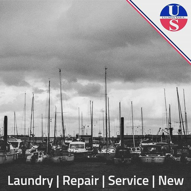 With all the bad weather we have been having, We have extended the offer for half price shipping to the laundry and service until next Wednesday the 12th!! Drop us a message if you want to take advantage of this offer and if you require us to remove the sails from your boat ⛵  #coveringyourassets #penartcovers #ullmansails #keepthemingoodnik #laundry #sailservice #winterjobs