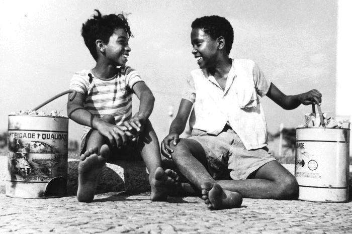 Nelson Pereira dos Santos's  Rio, 40 Graus  (1955)