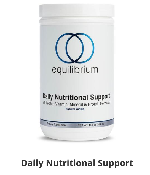 Daily Nutritional Support Vegan Protein Powder