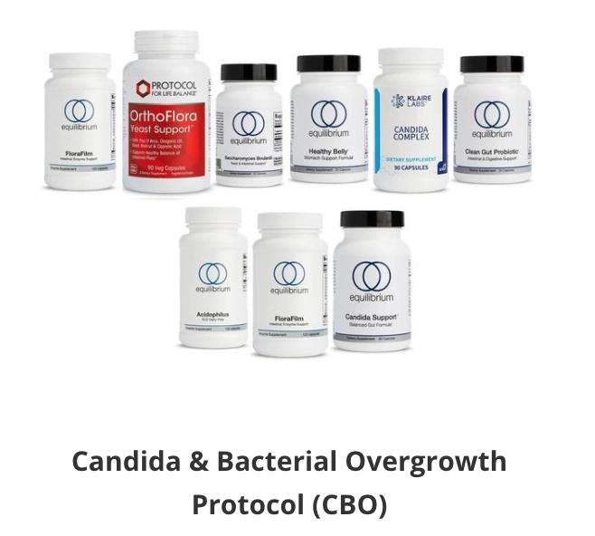 Candida CBO protocol