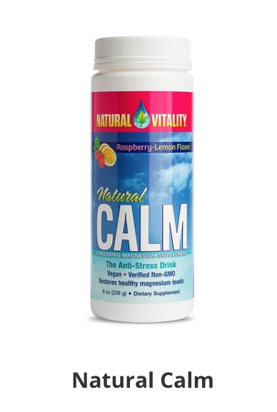 natural calm magnesium citrate