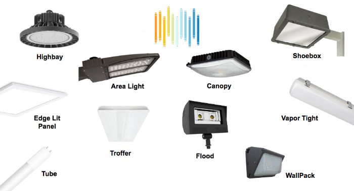 PLS Lighting Options