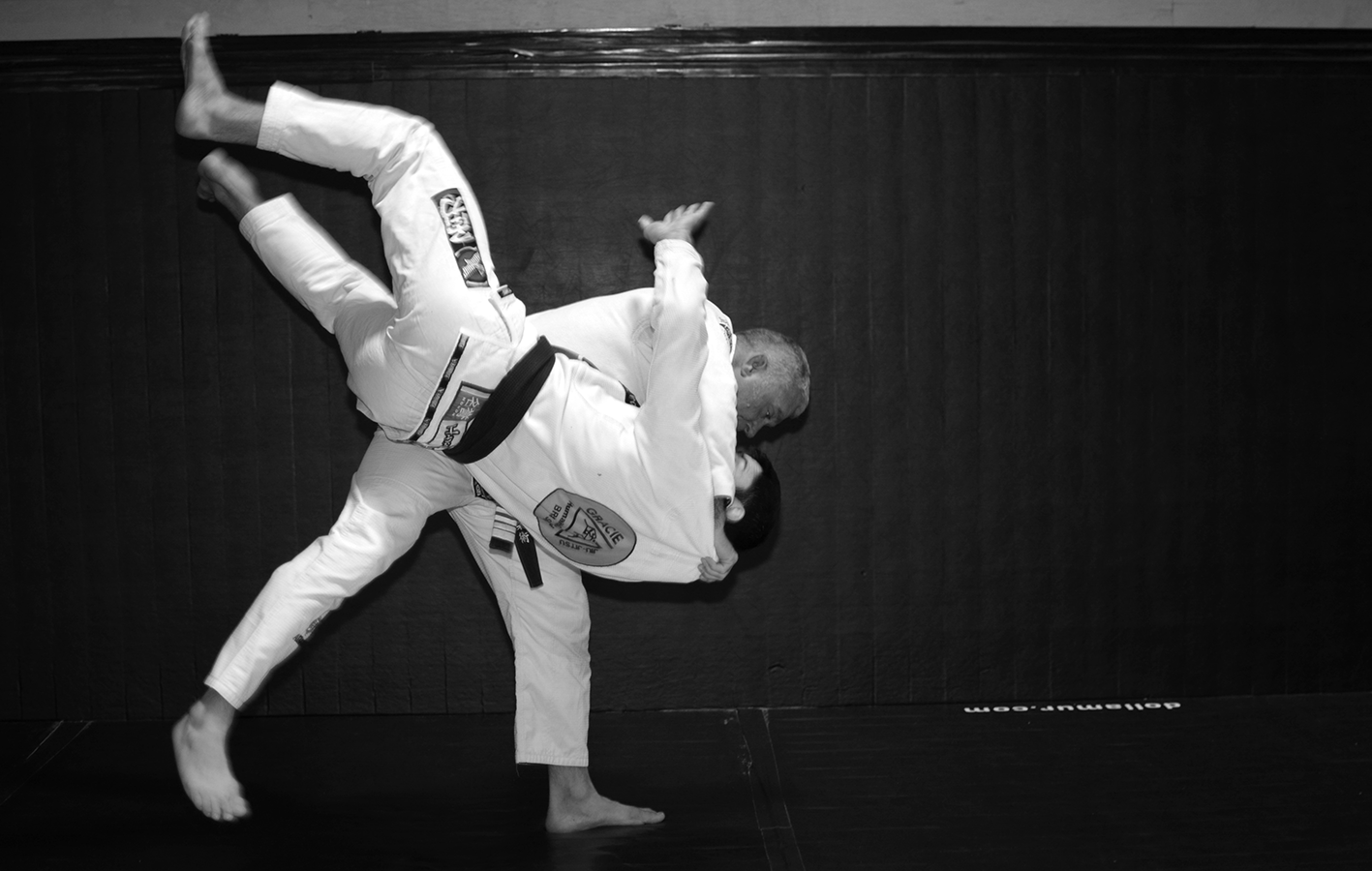 Brazilian Jiu Jitsu - Fundamental self defence based principles