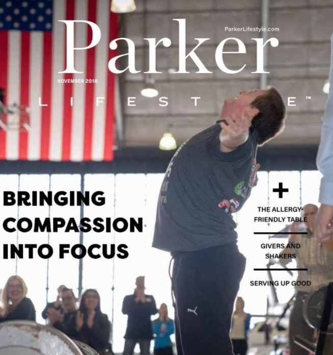 Life Through the Lens Featured in Parker Lifestyle Magazine
