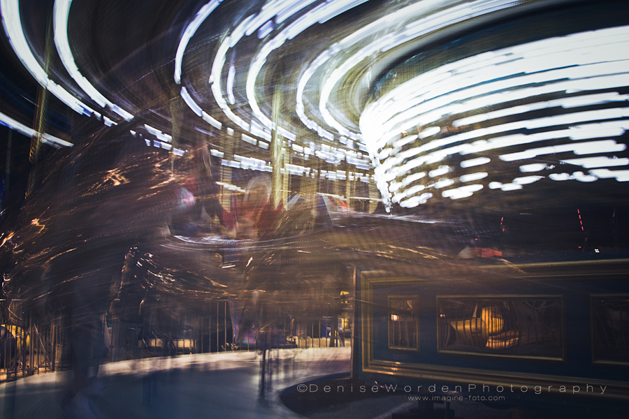 Merry-Go-Lights in motion