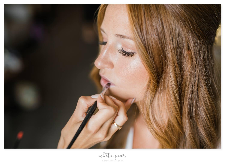 bridal hair makeup long island hamptons weddings