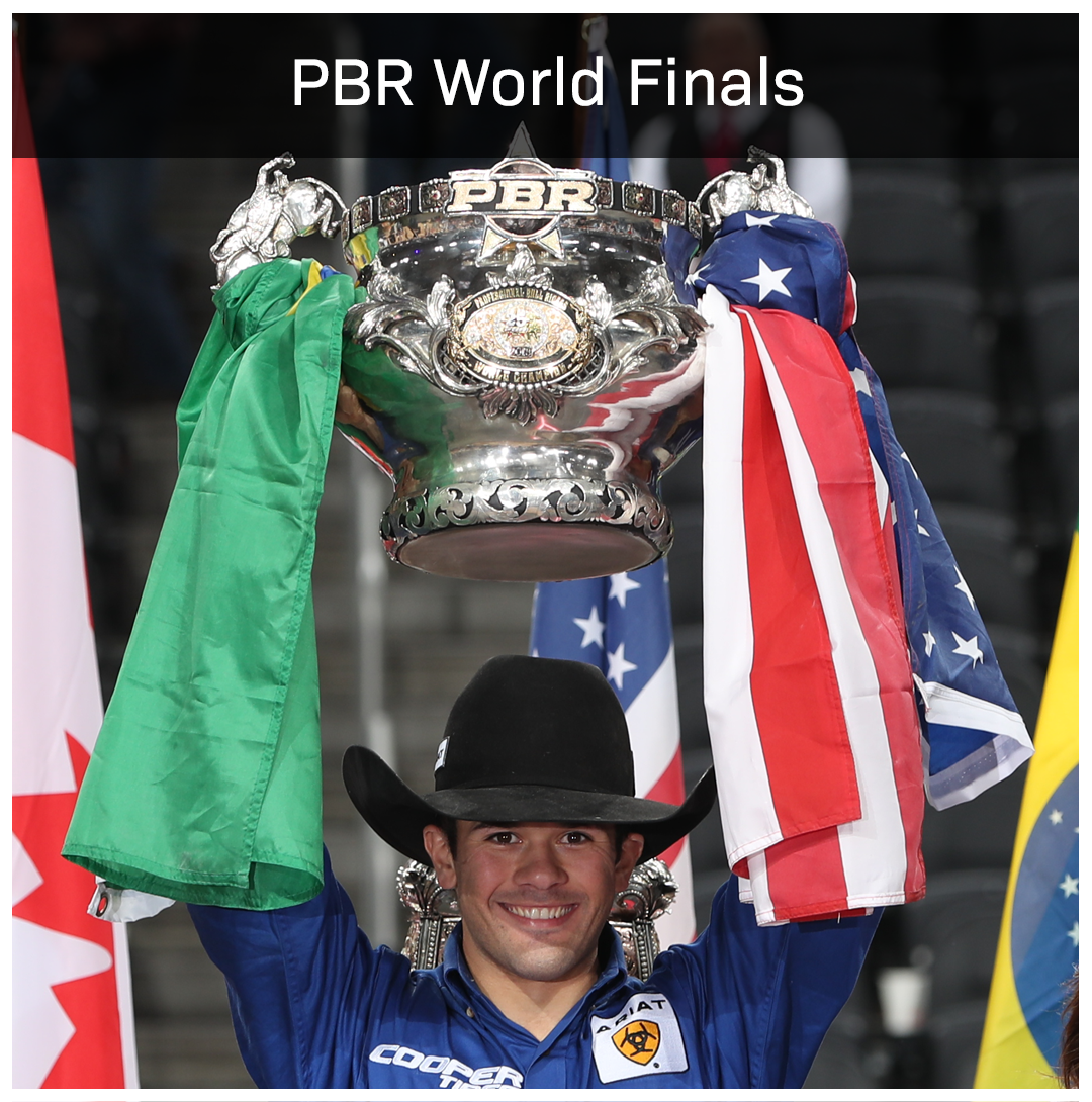 It all comes down to this! Only one cowboy will walk away with the Gold Buckle and title of World Champion.
