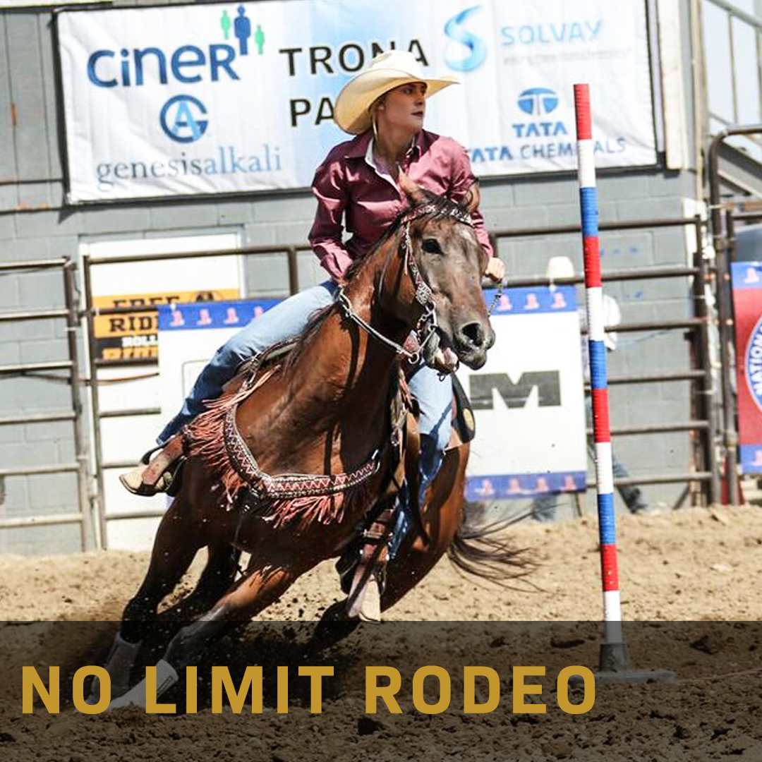 Stream LIVE and On-Demand Rodeo action. Including WCRA Rodeo Showdown, Days of '47, NHSRA + more!