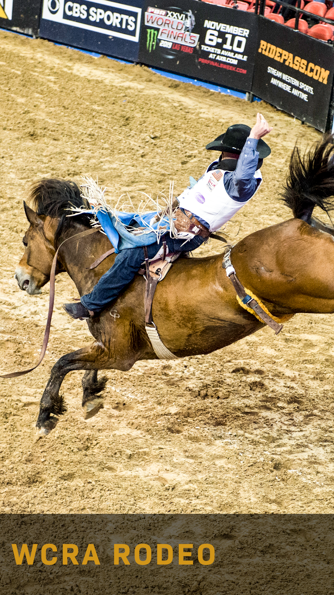 Stream WCRA Rodeo Showdown - FOUR $100k Major Rodeos and THREE WCRA Semi-Finals Rodeos