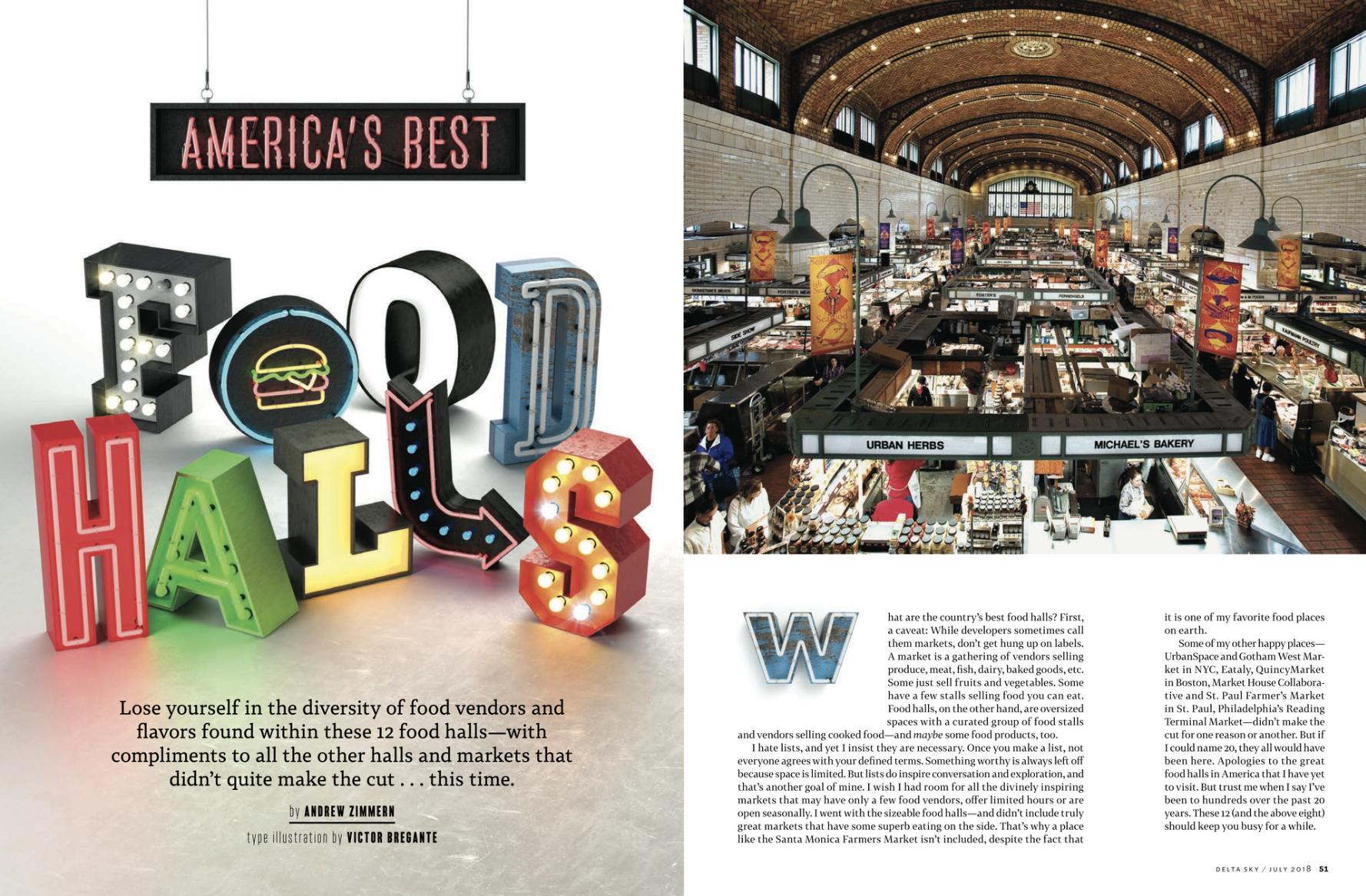 America's Best Foodhalls