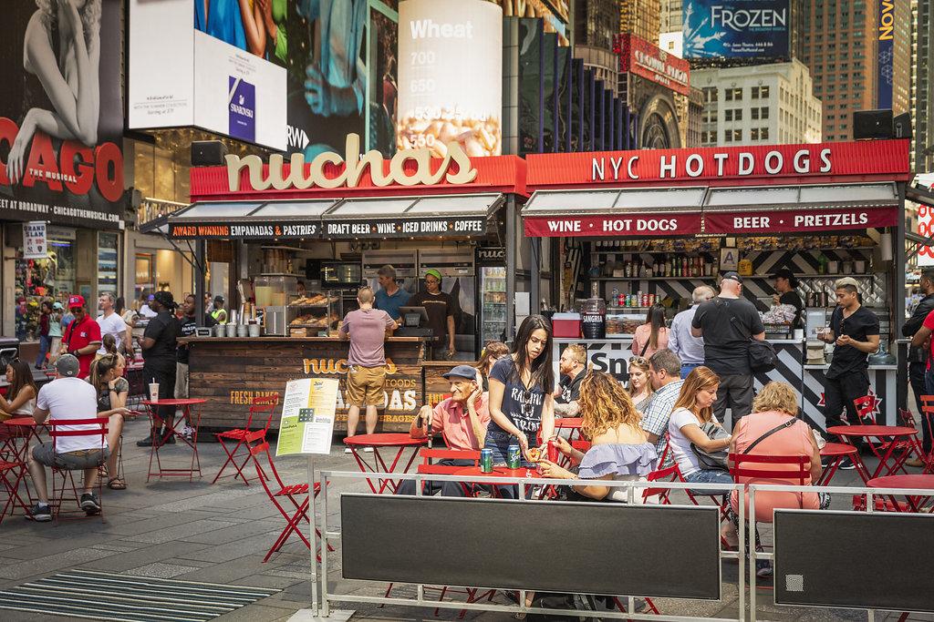 Times Square Market — Urbanspace