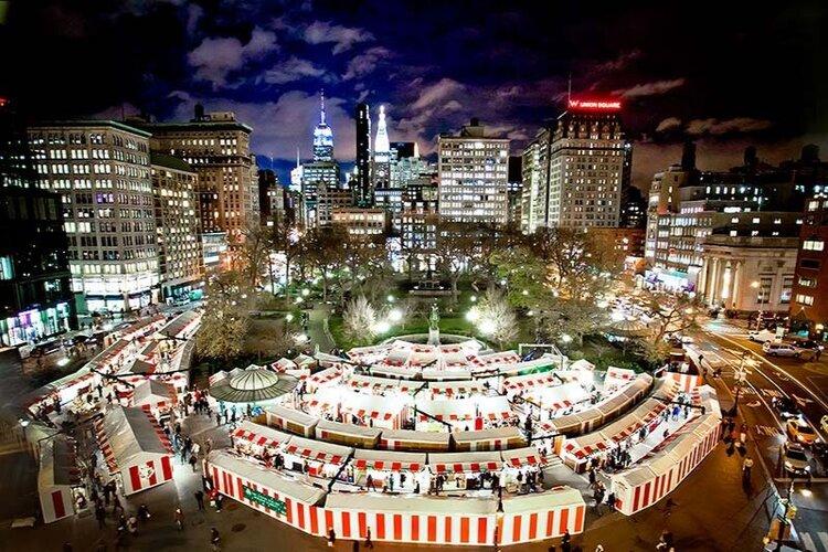 Union Square Christmas Market Hours 2020 URBANSPACE Vanderbilt — Urbanspace