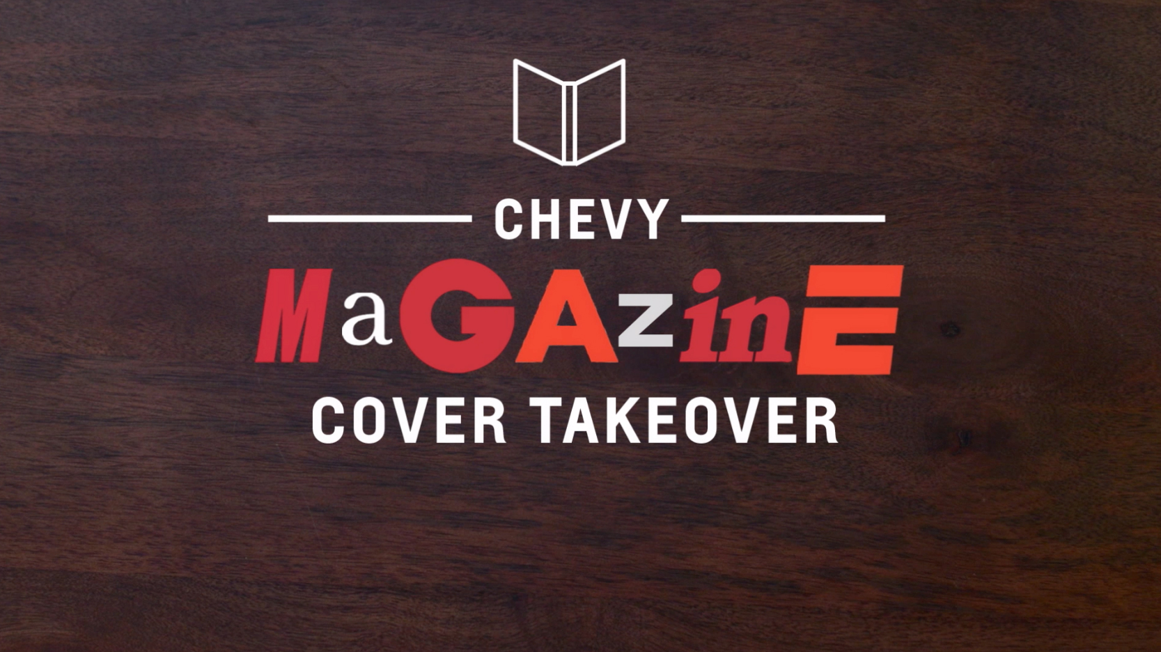 Chevy Magazine Cover Takeover