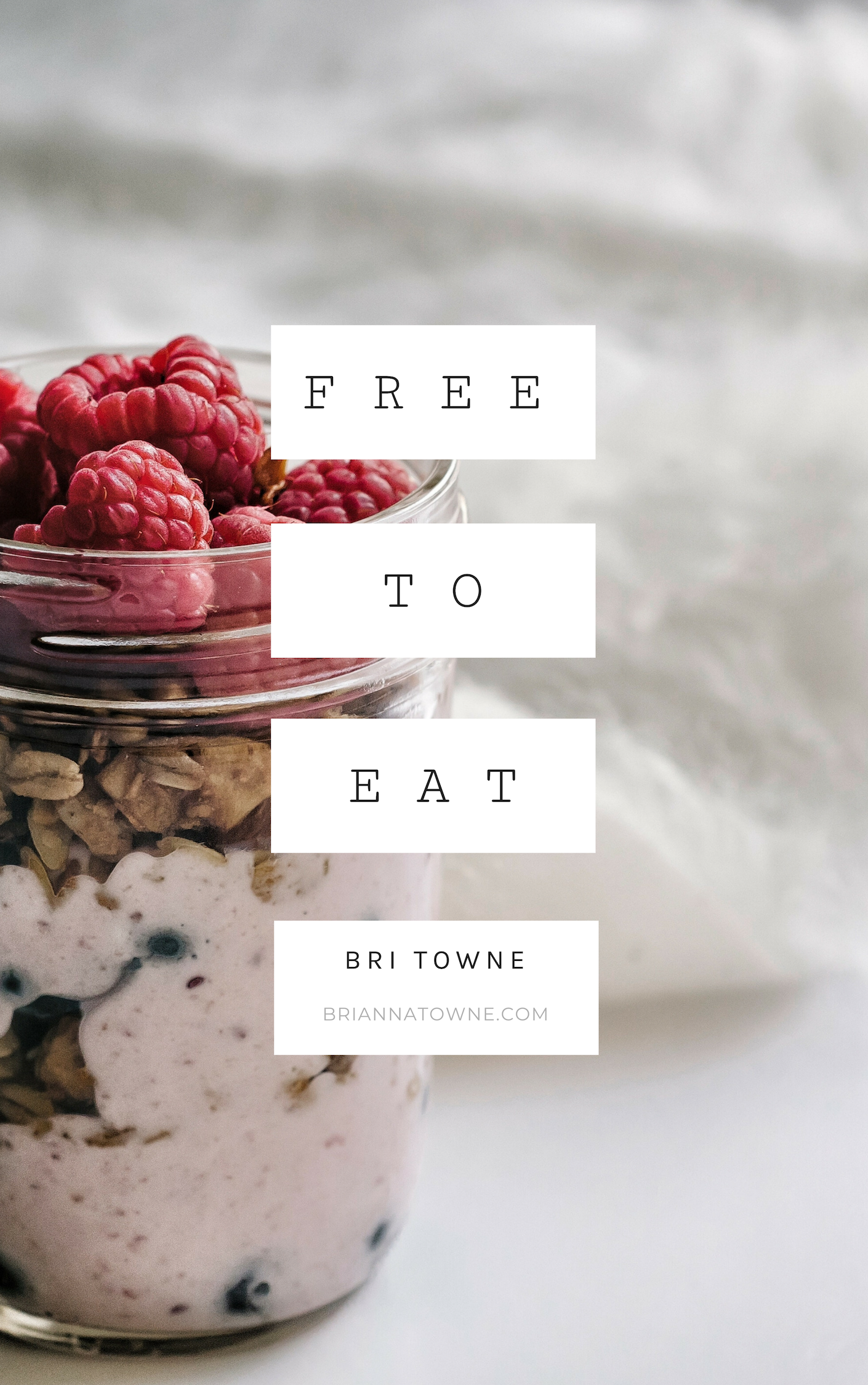 Free To Eat EBook