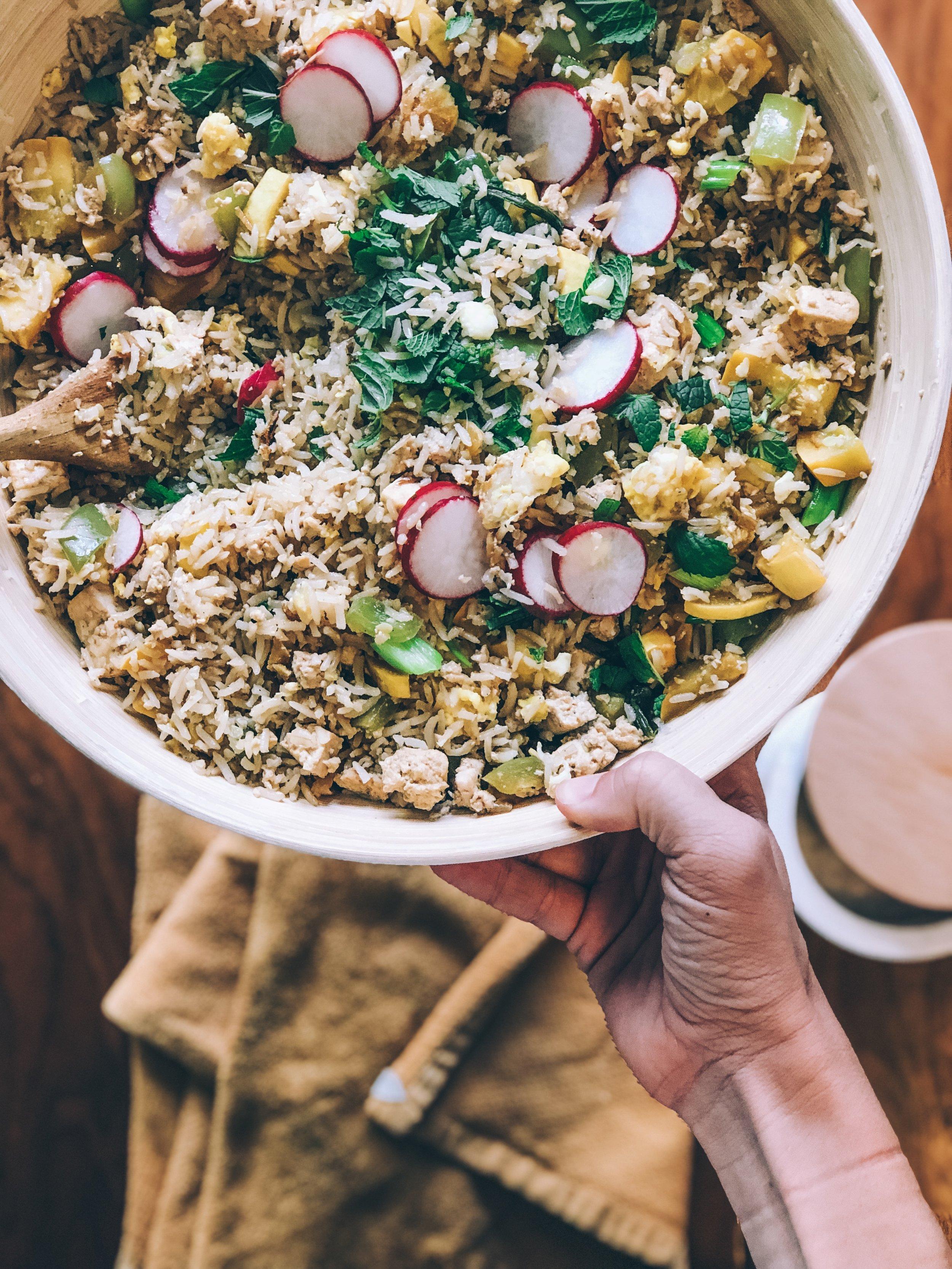 healthy-fried-rice-vegan