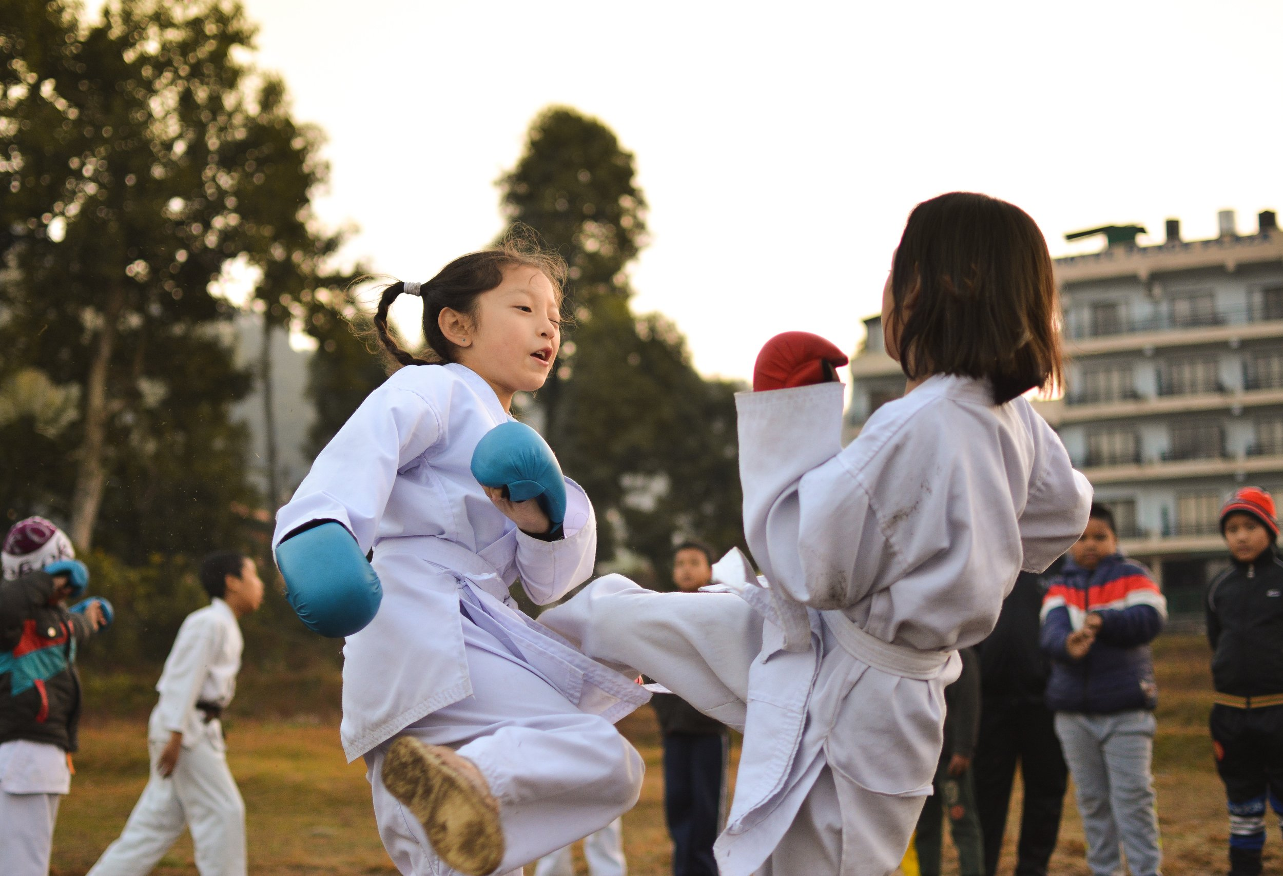 Self-Defense -