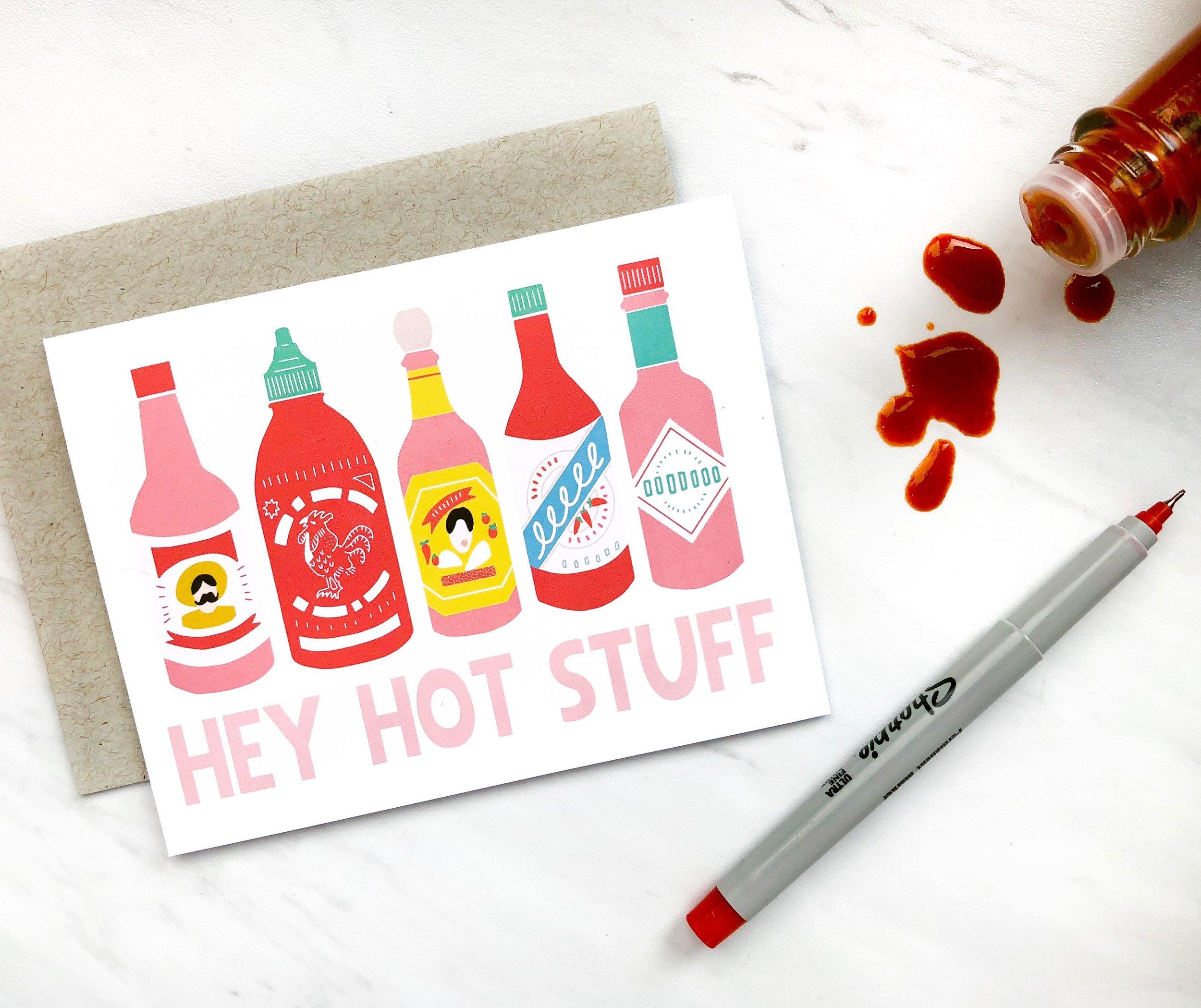 Hey Hot Stuff Card Product Shot.JPG
