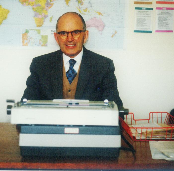 Mr. Allen 1984