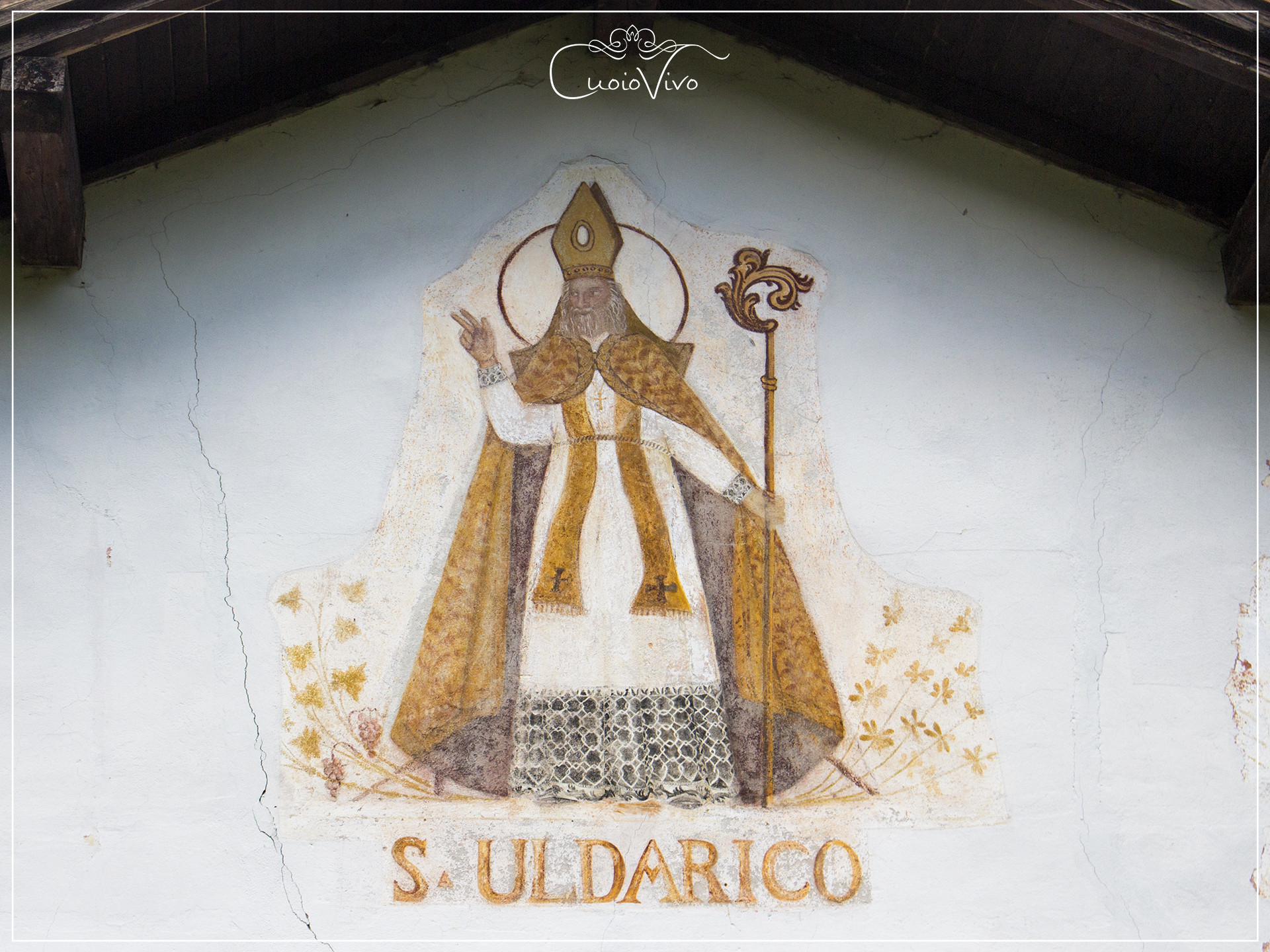 Affresco - Sant'Ulderico