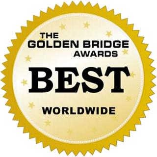 Golden Bridge Gold Award