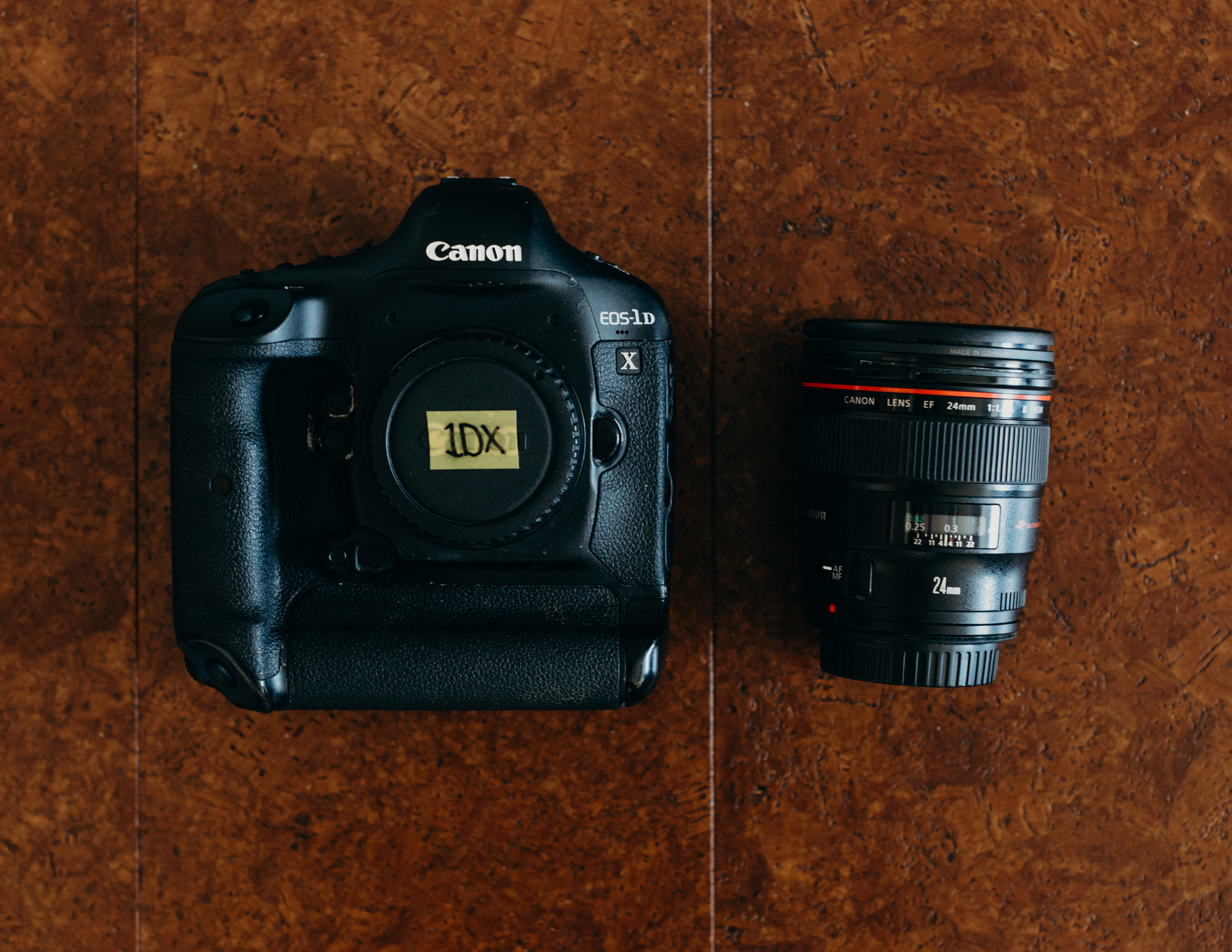 Currently my favourite body + lens combination at the moment. Canon 1DX and the Canon 24mm 1.4L
