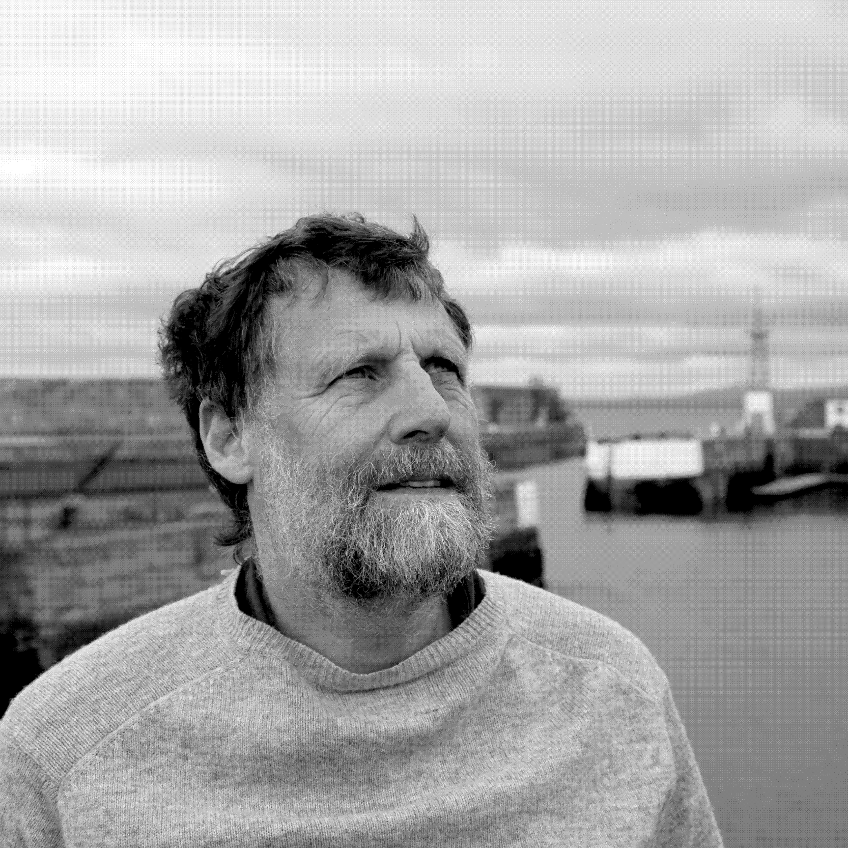 """Alastair McIntosh   Alastair has been described by BBC TV as """"one of the world's leading environmental campaigners."""" A pioneer of modern land reform in Scotland, he helped bring the Isle of Eigg into community ownership. On the Isle of Harris he negotiated withdrawal of the world's biggest cement company (Lafarge) from a devastating """"super quarry"""" plan, then agreed to serve (unpaid) on that company's Sustainability Stakeholders Panel for 10 years.  Alastair guest lectures at military staff colleges, most notably the UK Defence Academy, on nonviolence. He is a fellow of the School of Divinity at the University of Edinburgh and a visiting professor at the College of Social Sciences, University  Website  www.alastairmcIntosh.com  Twitter  @alastairmci"""