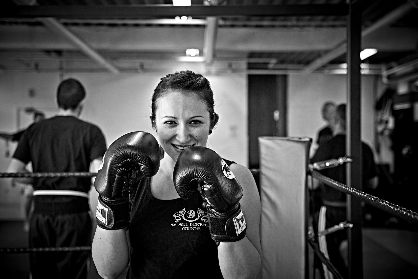 Laura Pascall - Current grade – Black belt 2nd dan