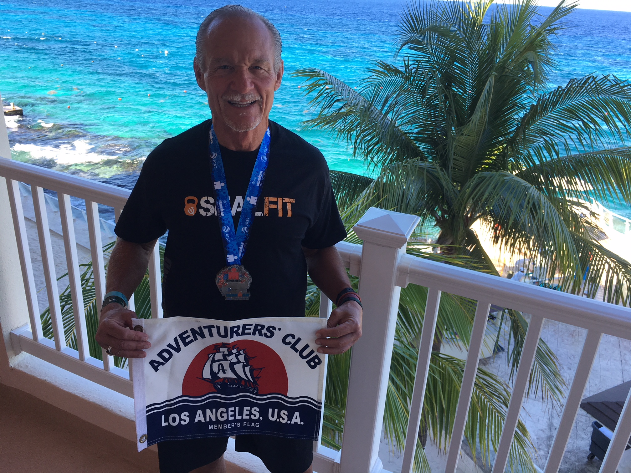 After Ironman Mexico: Oct. 2107