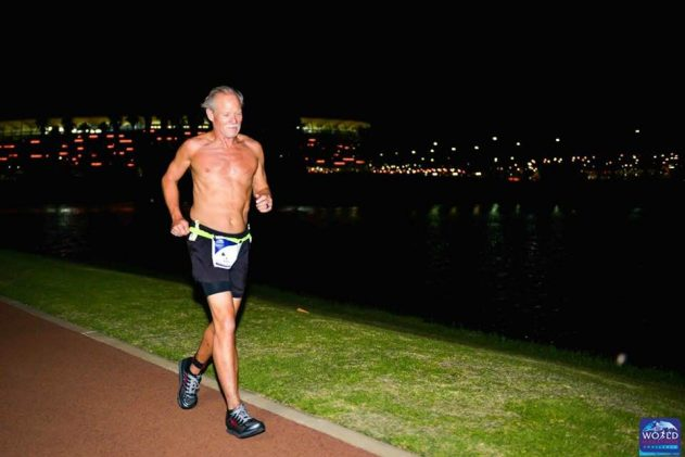 The epic endurance of Robert Hamilton Owens knows no bounds. A look inside the incredible feats of the world's fittest swim-bike-runner. Just don't call him a triathlete