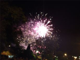 Family Fireworks Spectacular!