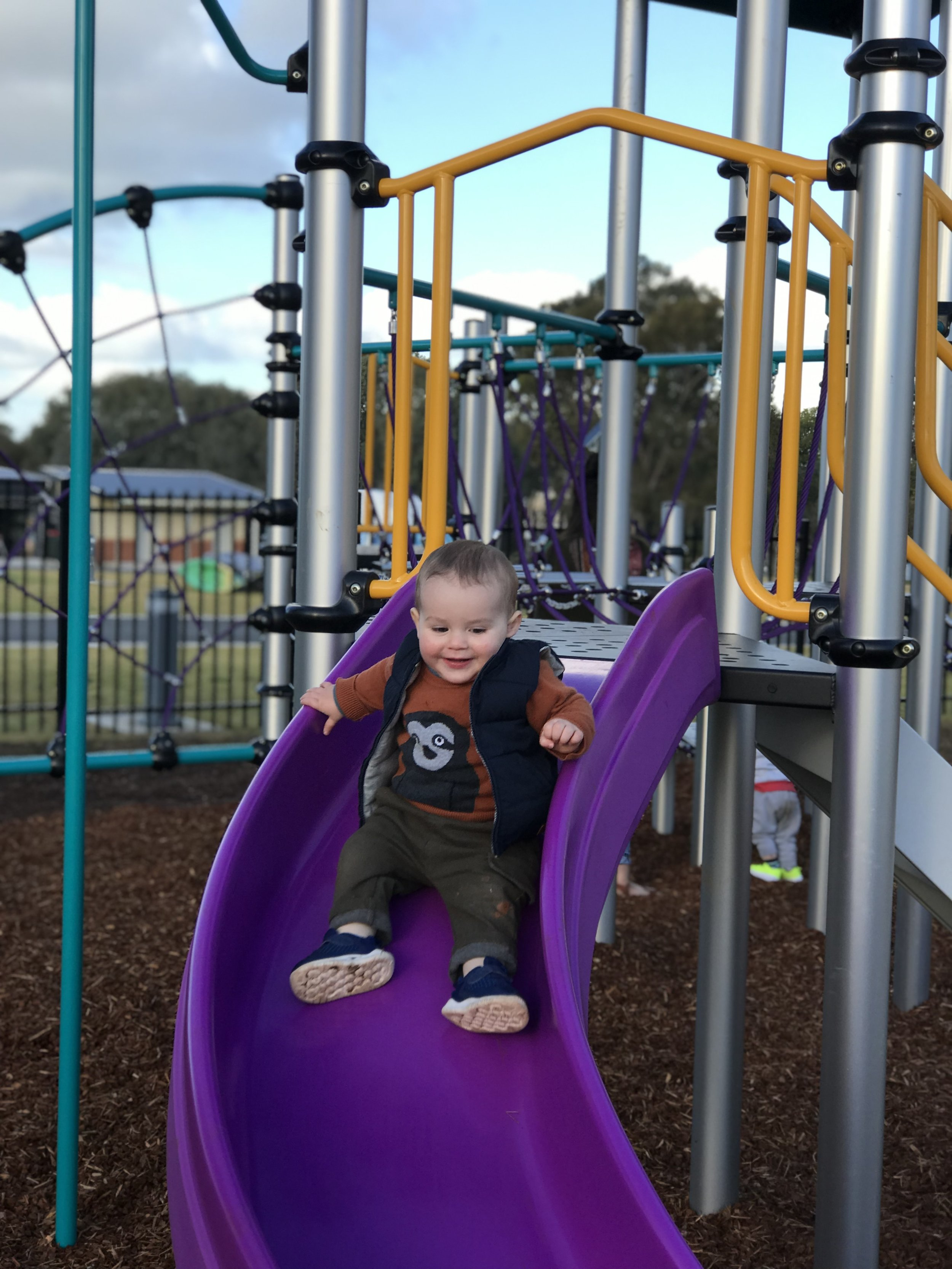 New playground at Redgrave Park