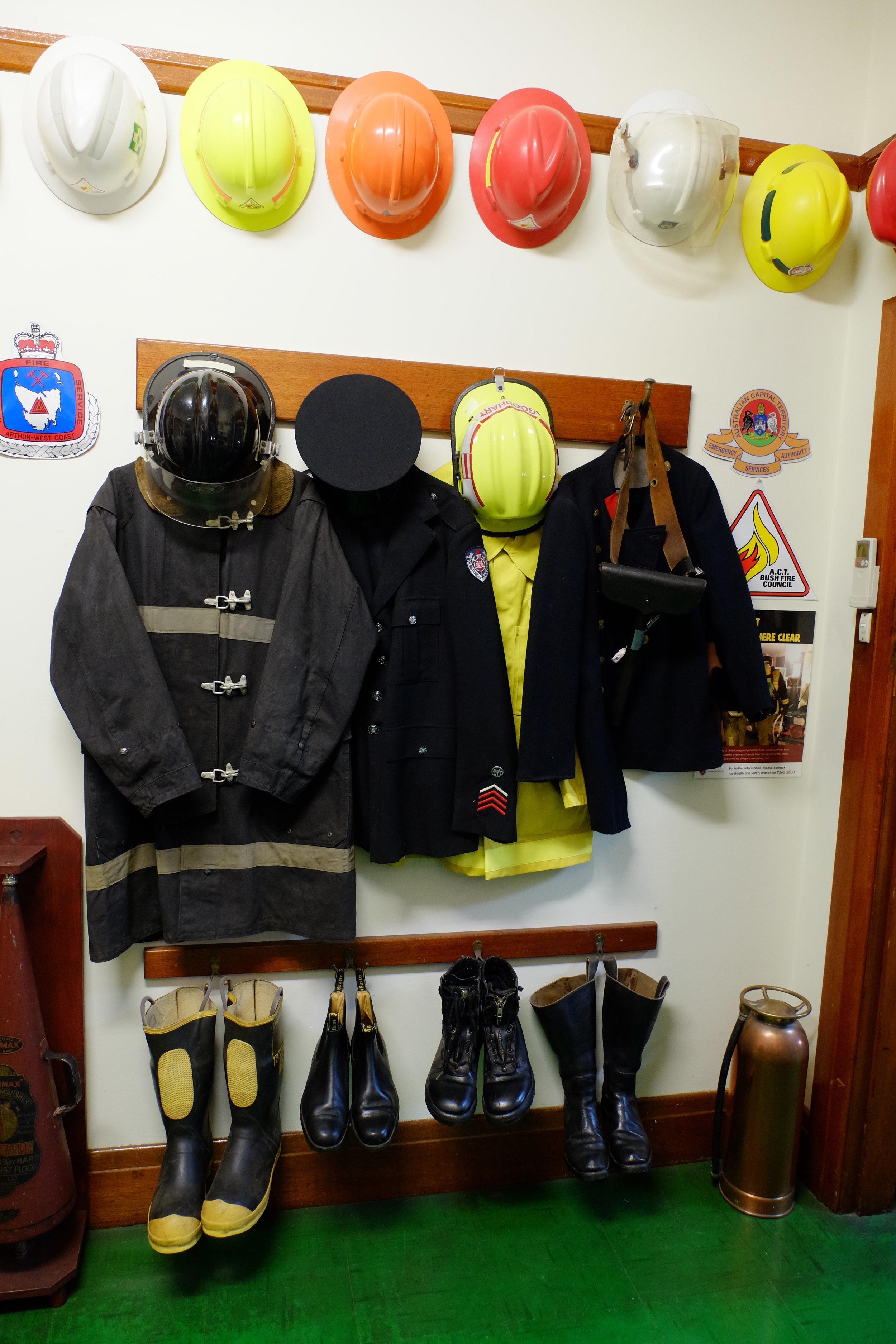 Coolamon Fire Museum