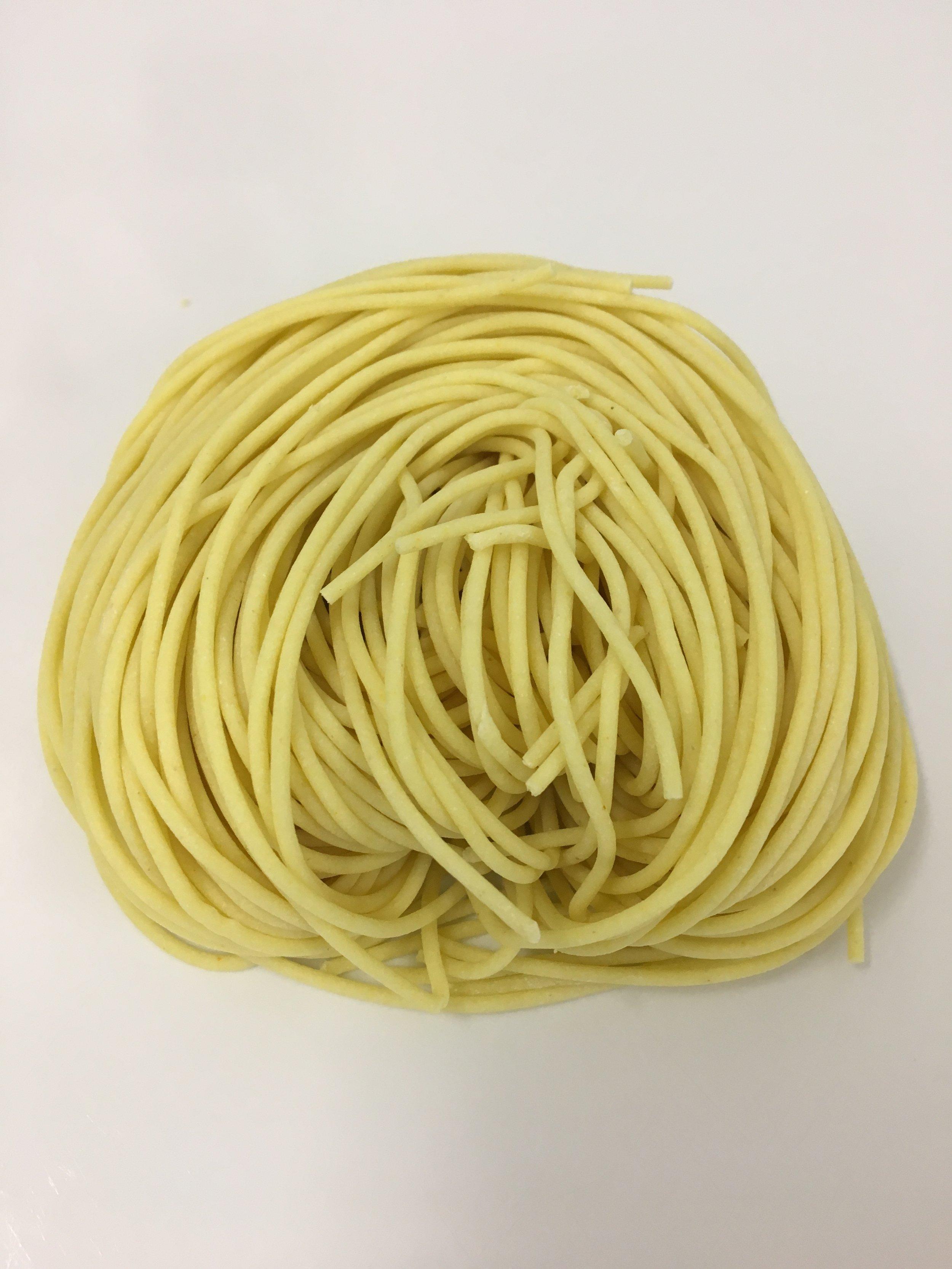 Spaghetti (Vegetarian)