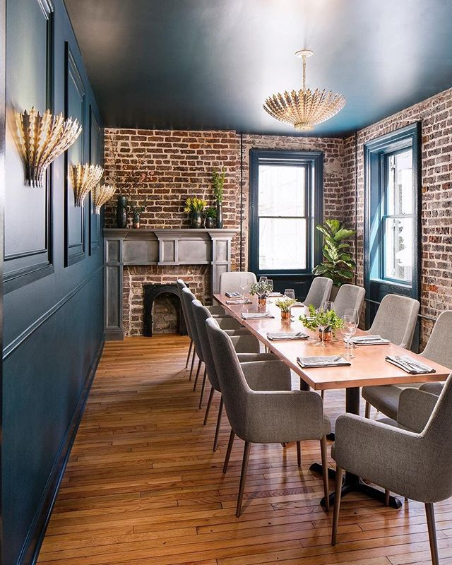 Planning a get together? Our private dining room is the perfect space!