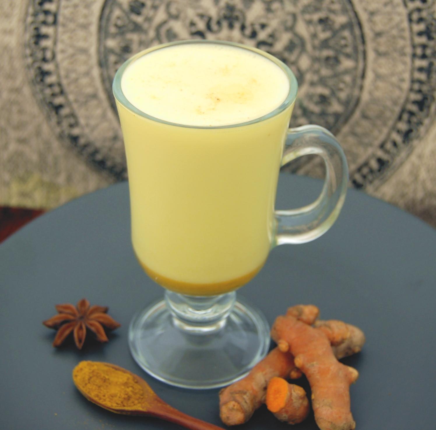 Healing Turmeric Golden Milk - COMING SOON!