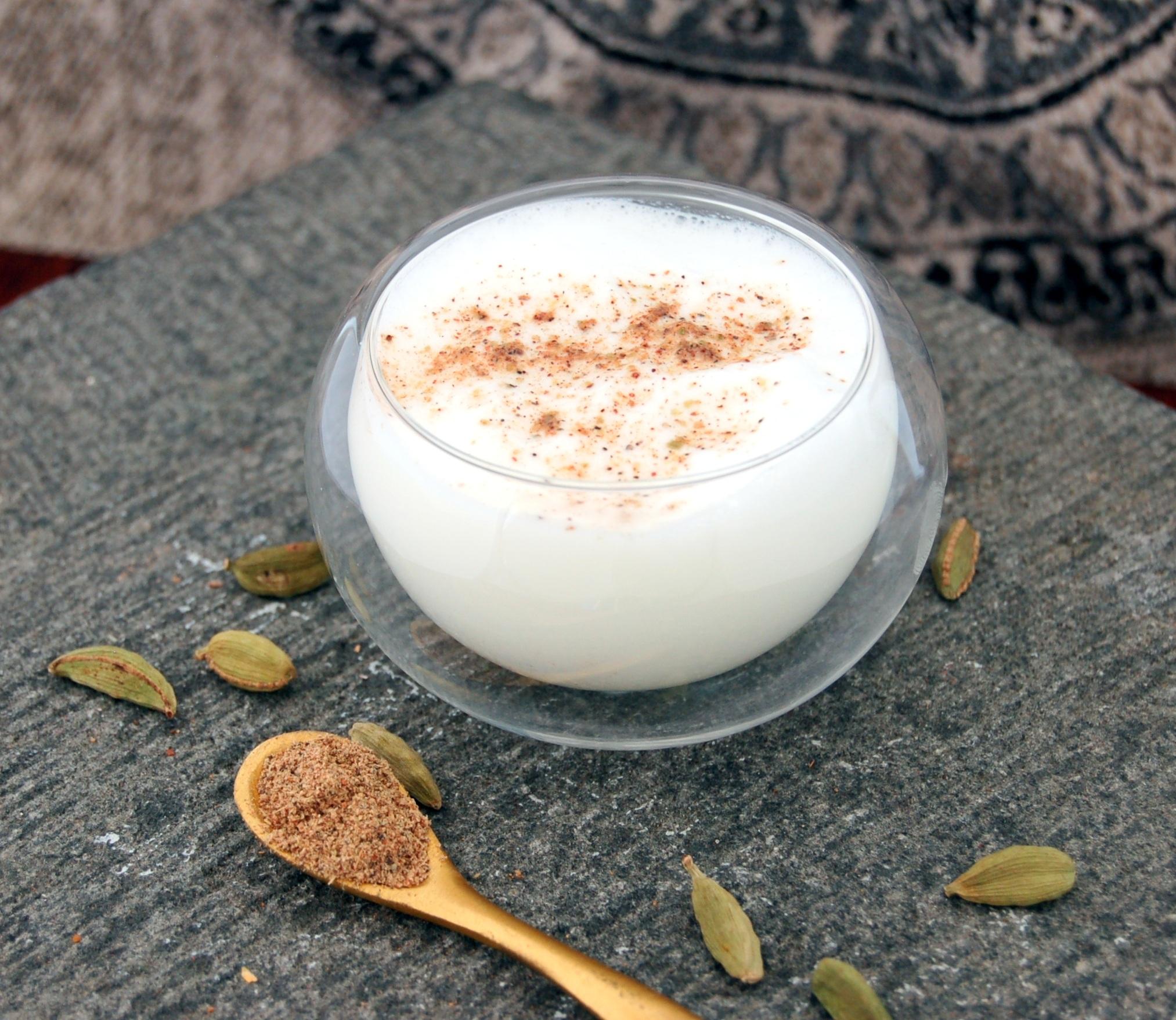 Cardamom Milk