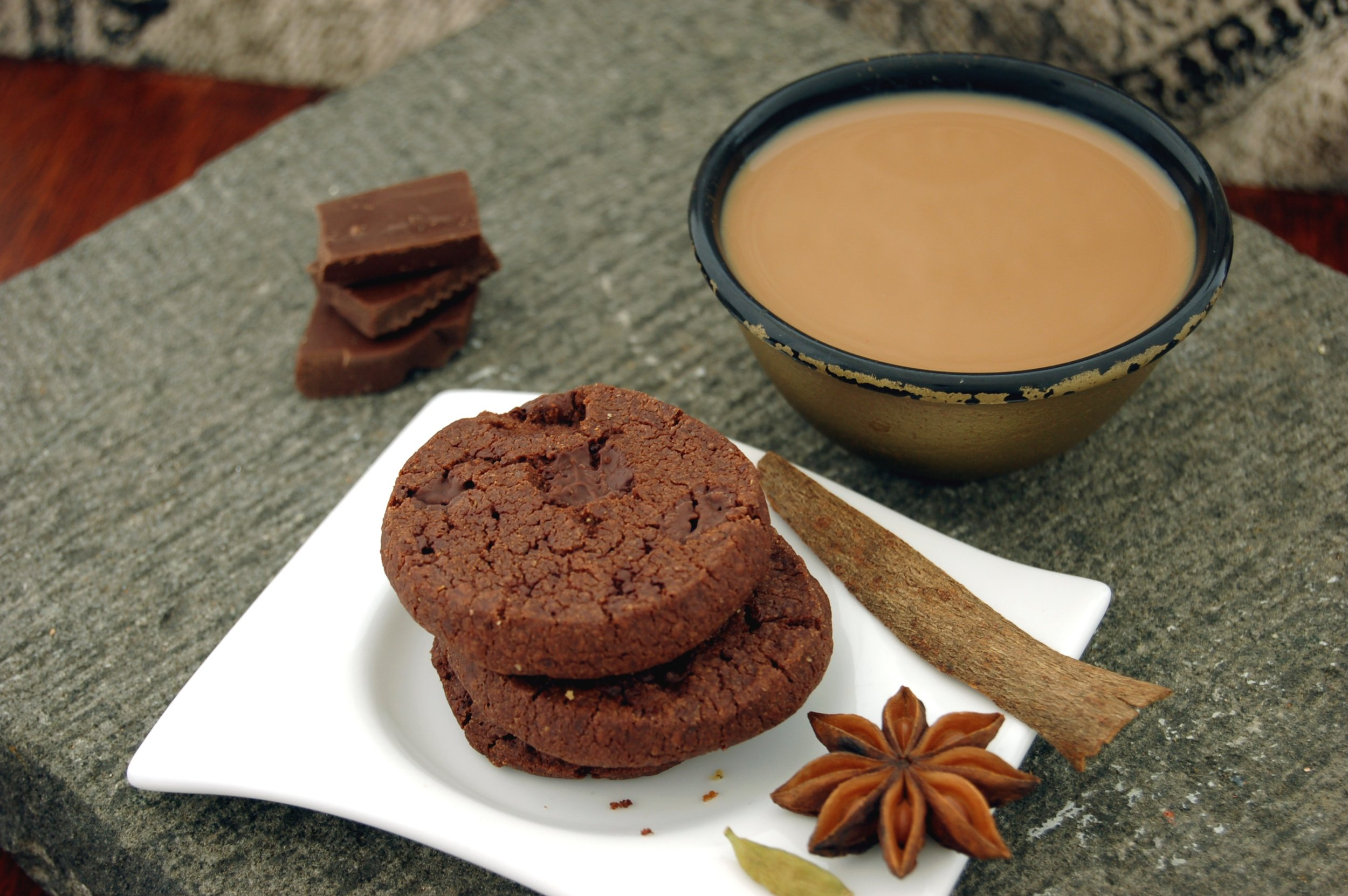 Arvinda's Garam Masala Chocolate Cookie