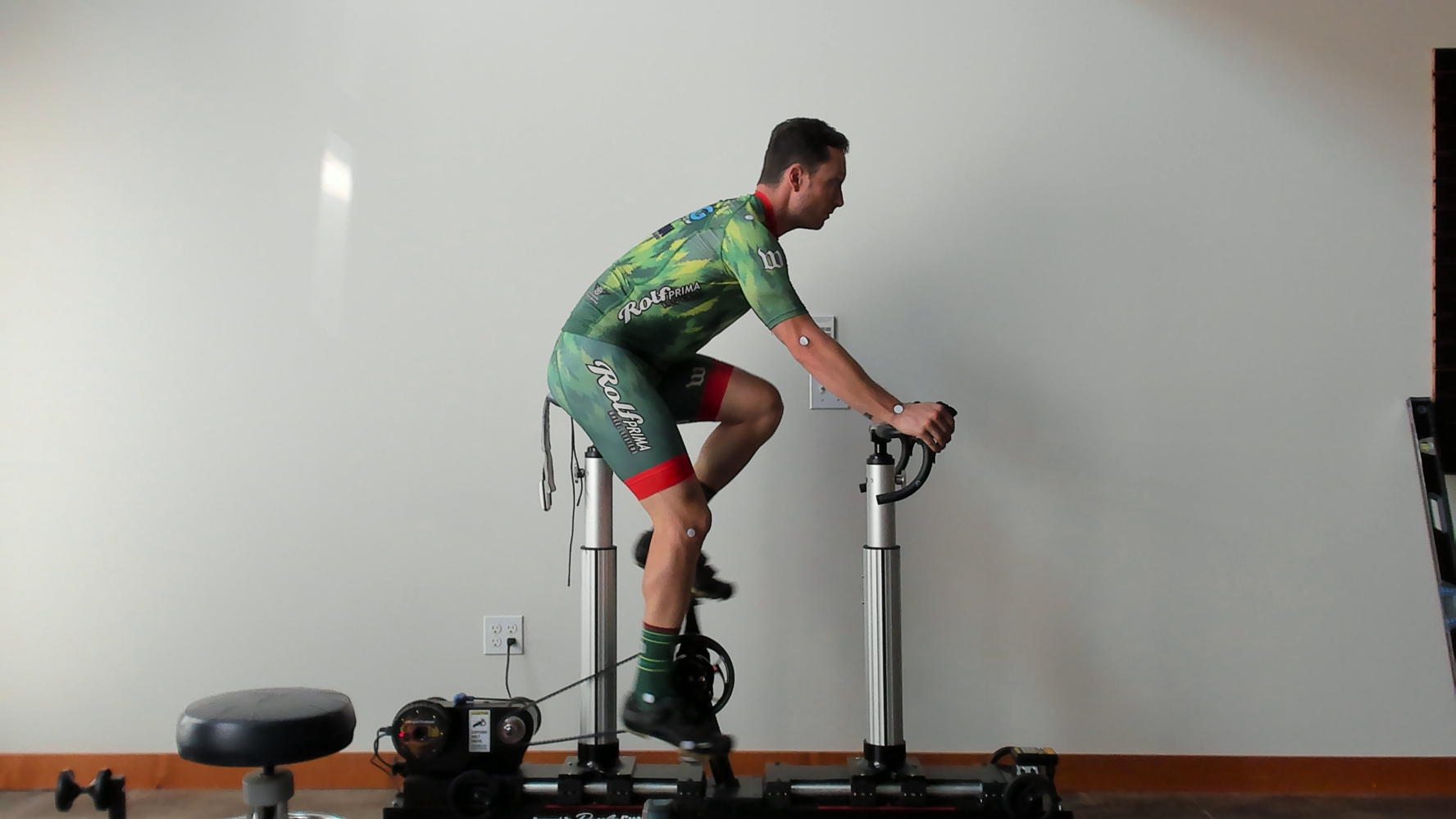 Sean's final cyclocross position