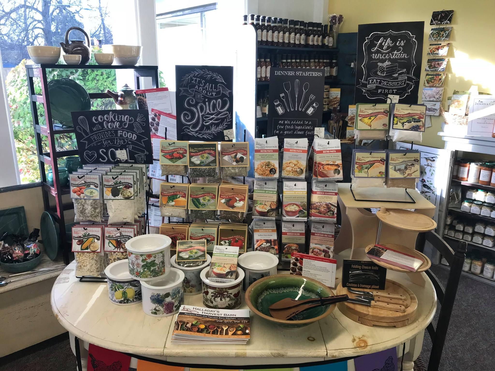 Specialty Foods -