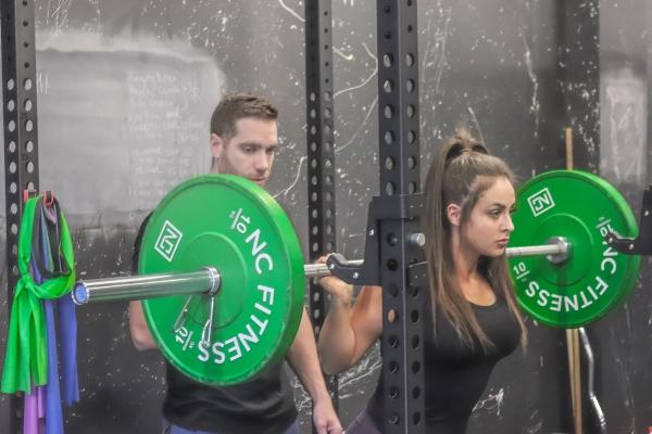 Personal Training Strength Lab