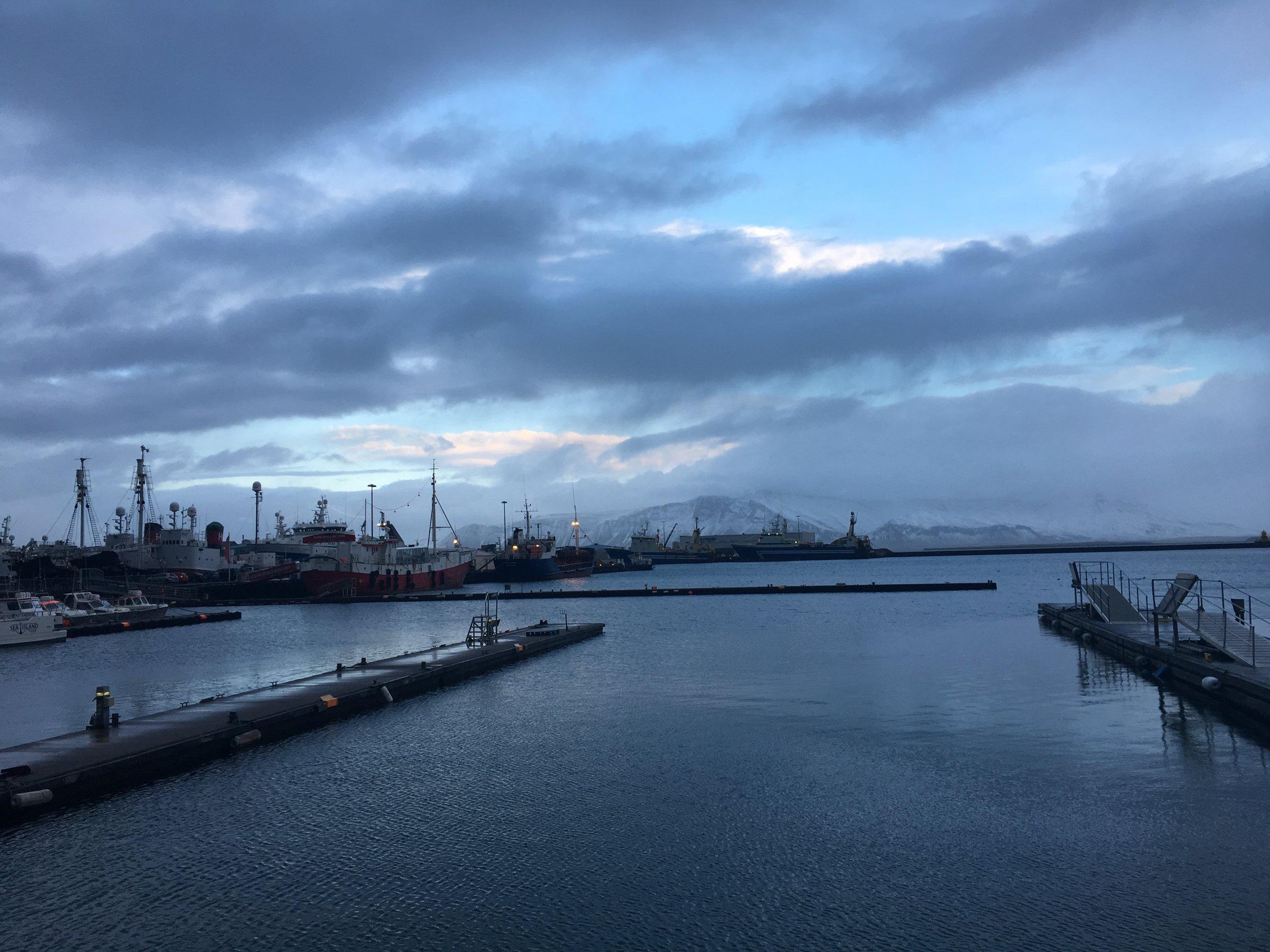 View from Kopar