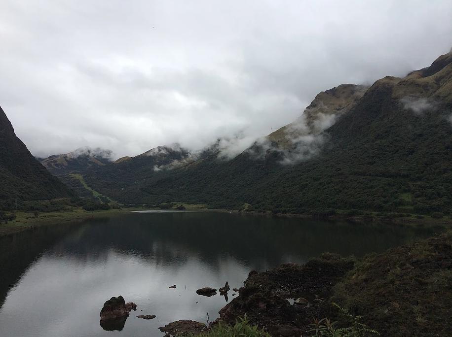 Ecuador countryside