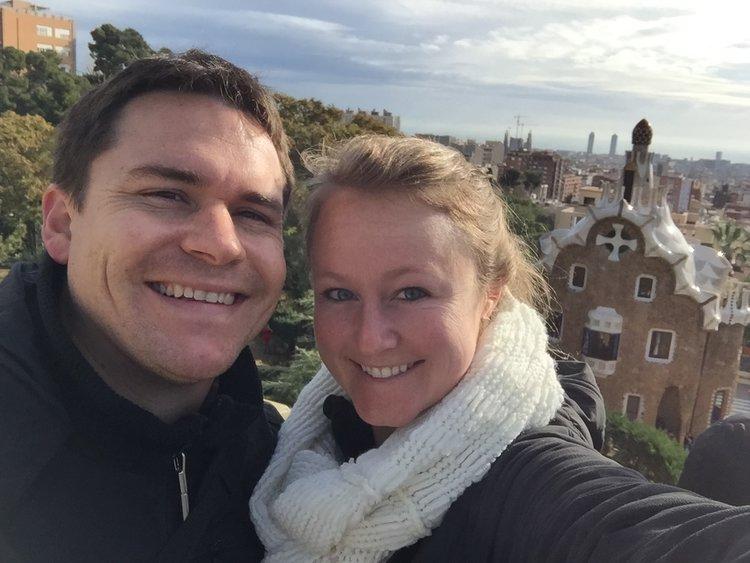 Spain Couples Trip