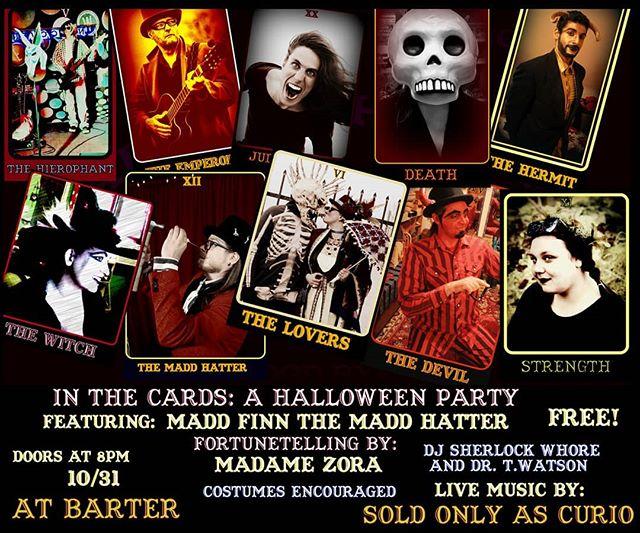 No cover dancin' on Halloween! #soldonlyascurio #detroitdance #halloween #hamtramck #halloweeniseveryday #detroitband #detroitmusic #musiciscurious